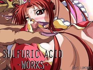 SULFURIC ACID -WORKS-